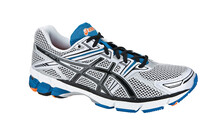 Asics Men's GT-1000 white/black/blue